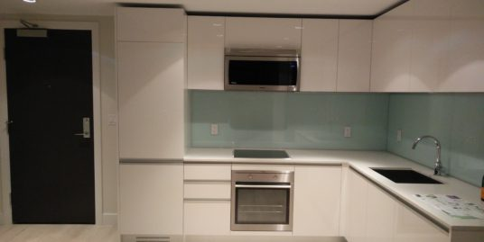 One year old, 1 BEDROOM ON 25TH FLOOR NEAR DOWNTOWN STAMPEDE!