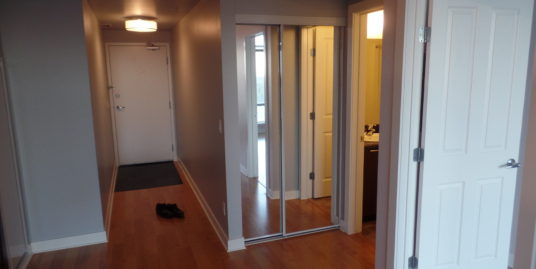 Almost like new1 bdrm apartment for rent in Brentwood, close to U of C!
