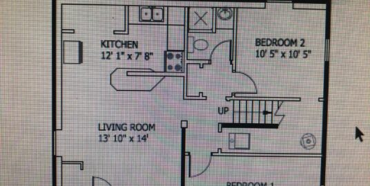 SPACIOUS 1BDRM PLUS DEN LOWER FOR RENT NEAR STAMPEDE!
