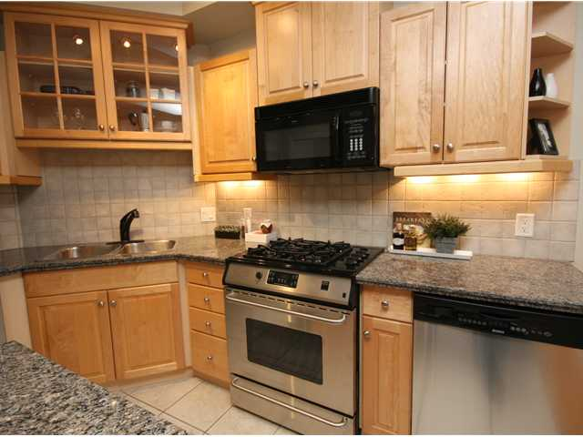 Executive 1 bedroom + den apartment condo w/view of downtown!