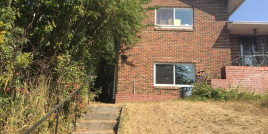 2 BDRMS, LOWER PROPERTY FOR RENT IN PARKHILL SW NEAR STAMPEDE!