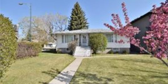 Spacious 2 bdrms mainfloor home include in Banff Trial near U of C!