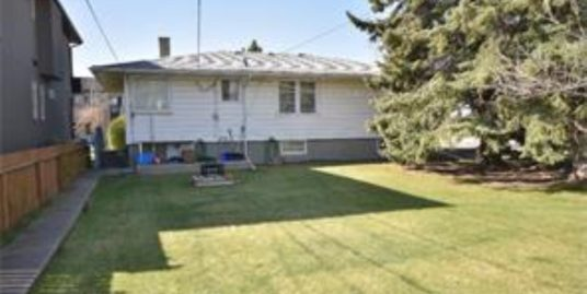 Spacious 2 bdrms basement home include in Banff Trial near U of C!