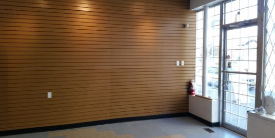 Great Location! Front store retail space for rent in Kensington! #103, 207 14 ST NW