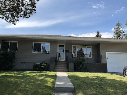 Extremly well maintained! Over 1300sqft, 3 bdrms renovated home near U of C!
