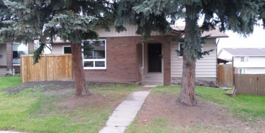 1100Sqft newly renovated 3 bdrms all ensuite in Beddington!