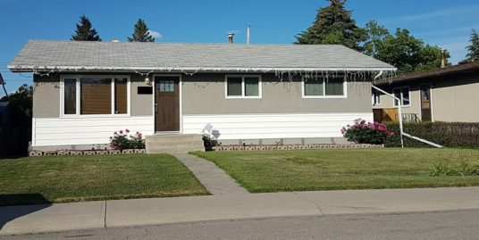 Totally renovated good Size 3 bdrms Bungalow in Acadia!