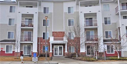Spacious 2 bedrooms 2 bath condo in great location of Country Hills Village!