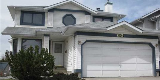 Newly renovated 2 storey home in Riverbend!