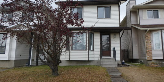 Newly renovated 2 storey single family home located in Edgemont.