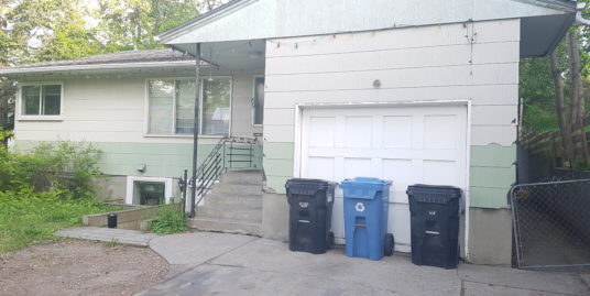 2 BDRMS MAINFLOOR WITH GARAGE FOR RENT NEAR STAMPEDE!