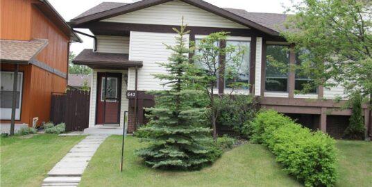 643 Whitewood Road NE – Sold