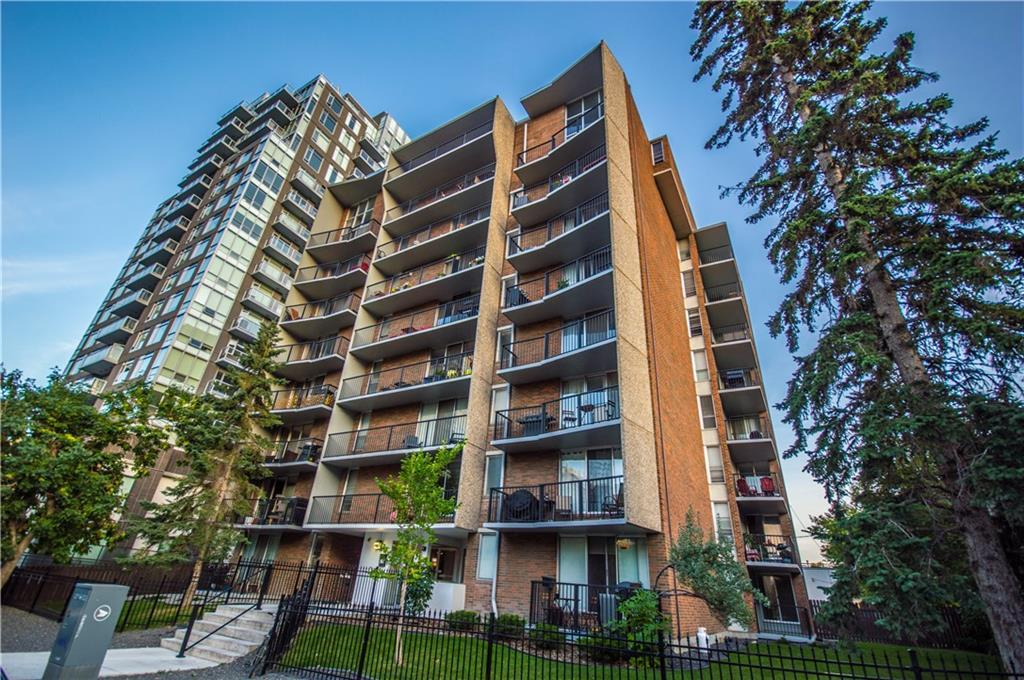 715 15 Avenue SW Unit #605 – Purchased