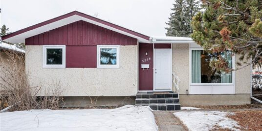 5319 Brisebois Drive NW – Purchased