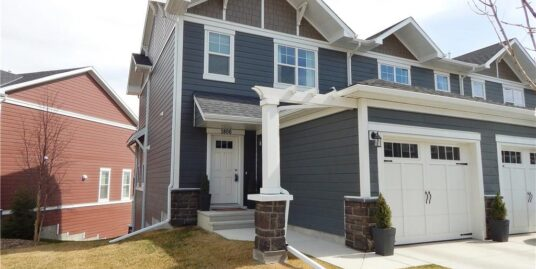 881 Sage Valley Boulevard NW Unit #1806 – Purchased