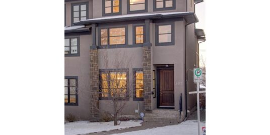 1603 17 Avenue NW – Purchased