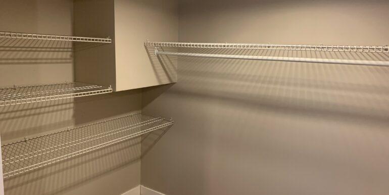 12. Walk-in Closet
